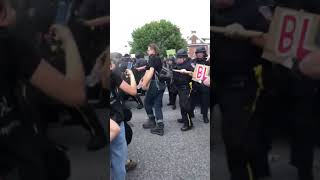 George Floyd Protest Police Brutality - 21 - Harrisburg