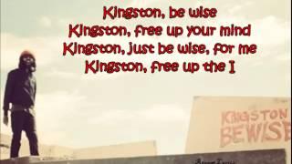 Protoje - kingston be wise ( with  lyrics :)