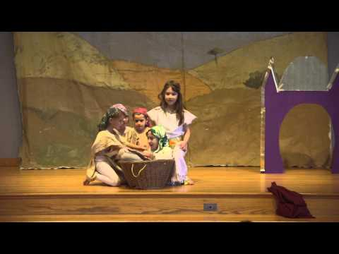 Lander Grinspoon Academy Second Grade Passover Play
