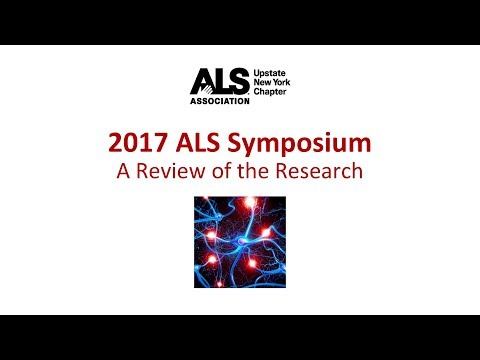 ALS Clinical Trials Update 2017