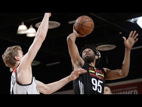 Full Highlights: Atlanta Hawks vs Chicago Bulls, MGM Resorts NBA Summer League | July 10