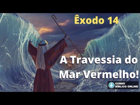 Êxodo 14 - A Travessia Do Mar Vermelho E A Morte De Faraó
