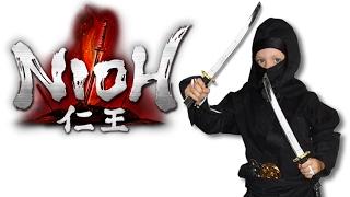 Nioh Ninja Souls