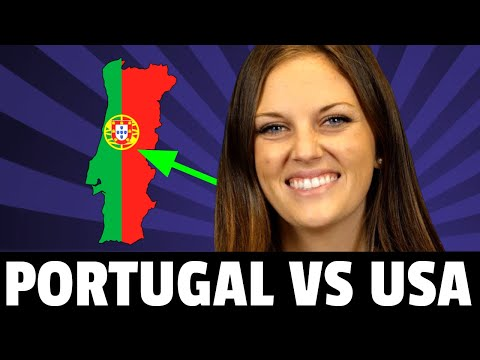 Foreigner REACTS to Life in Portugal  Portugal is Amazing