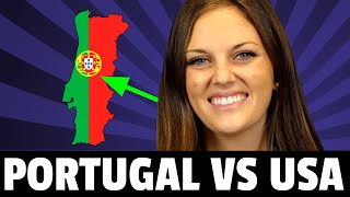 Foreigner REACTS to Life in Portugal | Portugal is Amazing!