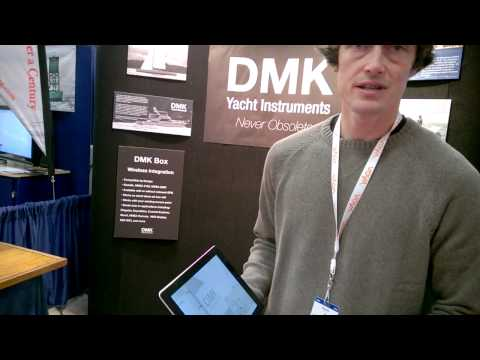 DMK Engine Configuration App for iPad - Seattle Boat Show