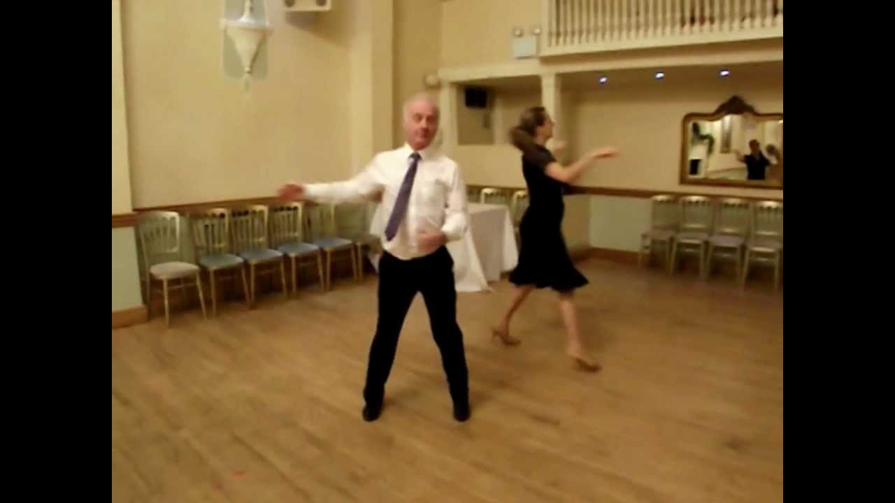 Sindy Swing Sequence Dance To Music Youtube