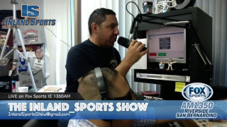 LIVE! The Inland_Sports Show Fox Sports Inland Empire 1350AM (7-13-18)