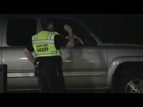 Oklahoma County Police State Checkpoint Nazi Germany Style 3-19-2011