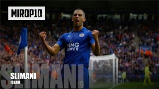 ISLAM SLIMANI ✭ LEICESTER CITY ✭ THE ALGERIAN GOAL MACHINE ✭ Skills & Goals 2016
