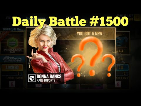CSR Racing 2 Daily Battle #1500  CAN I GET SOMETHING GOOD?