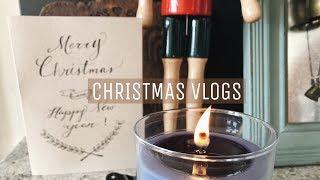 CHRISTMAS SZN VLOGS | MIVANVLOGS