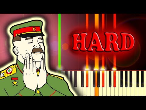 SOVIET ANTHEM LEARNS YOU!