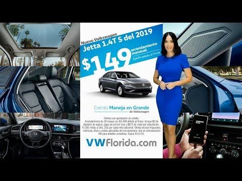 Volkswagen South Florida - August Drive Bigger - Jetta - Spanish
