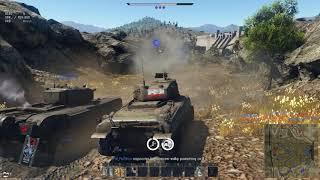 War Thunder | 7.01.17 - Amerykańskie Czołgi