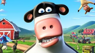 Barnyard All Cutscenes | Full Game Movie (Wii, PS2, PC, GCN)