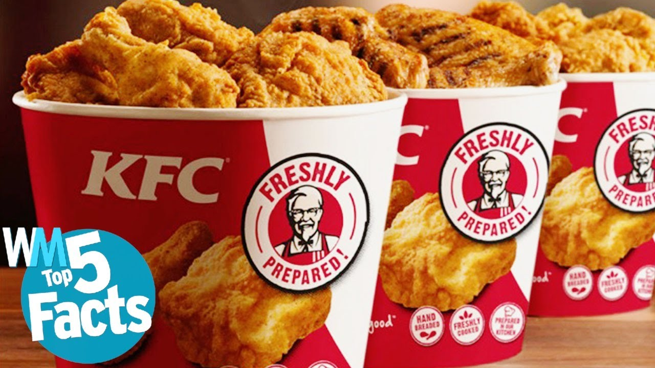 Top 5 Disgusting Facts About Kfc Youtube