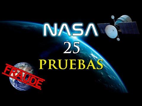 25 Pruebas de que la NASA es un FRAUDE