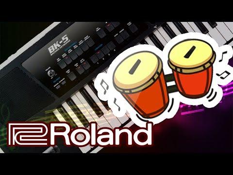 ROLAND BK5 DANGDUT ETHNIC