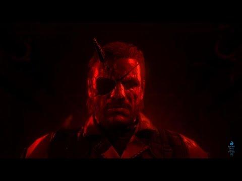 Metal Gear Solid 5 The Phantom Pain: Big Boss Quarantine Scene (PS4/1080p)