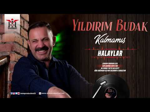 Yıldırım Budak - Halaylar [Official Audio © 2019 Mim Production]