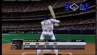 VR Baseball 99 (Playstation 1)