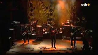 Mando Diao - Mean Street (Live @ Gaztea, Spain 2009)