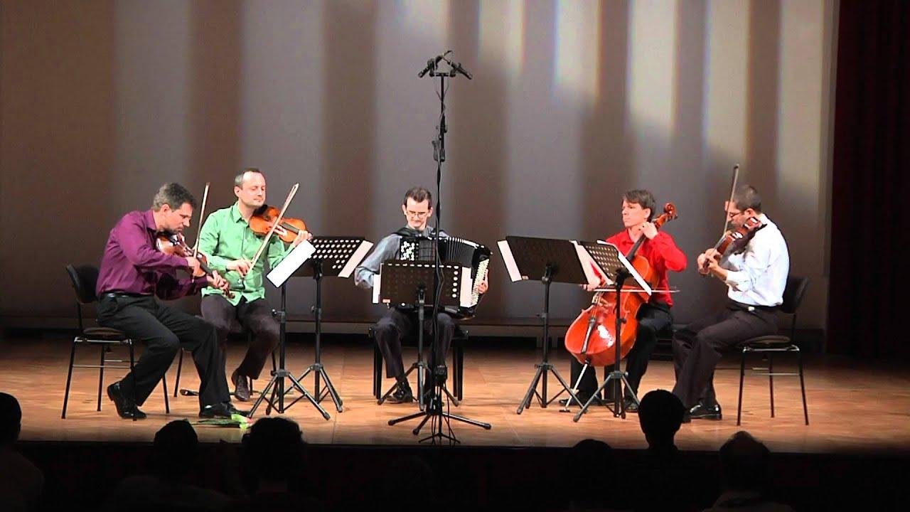 Astor Piazzolla: Libertango / Quintet StringAccord