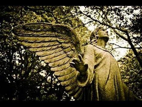 PANIS ANGELICUS CESAR FRANCK , PONTAS LINDQVIST,  BEAUTIFUL CEMETERY IMAGES