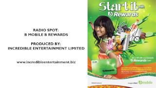 B MOBILE B REWARDS RADIO SPOT