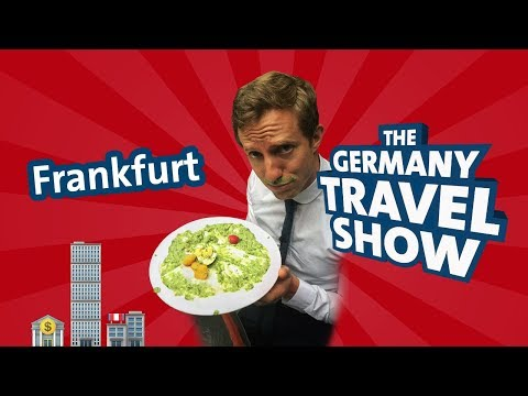 The Germany Travel Show - Episode 1/16 - Frankfurt