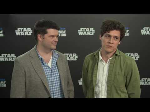 Untitled Han Solo Movie: Directors Chris Miller & Phil Lord Star Wars Celebration