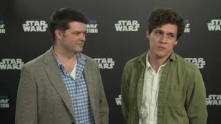 Untitled Han Solo Movie: Directors Chris Miller & Phil Lord Star Wars Celebration Interview