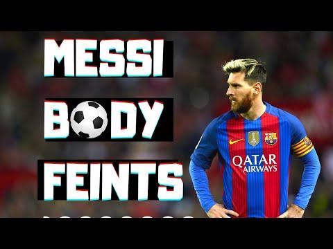Messi Best Body Feints