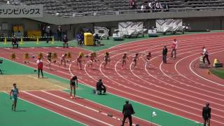 the 51st Oda Memorial International Track and Field Meet(2017.04.29...