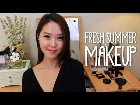 Fresh Summer Makeup with Nayoung (Oiseau88)  // I love makeup.