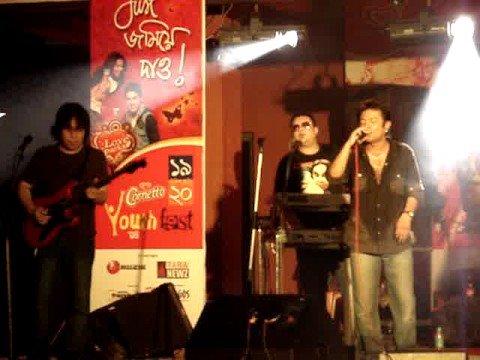 """A unique Cactus' """"Bodhuree""""  live - Swabhumi 2008"""