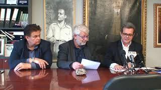 Επίσκεψη Γ.Γ. Αθλητισμού κ. Ιούλιου Συναδινού στην Τρίπολη