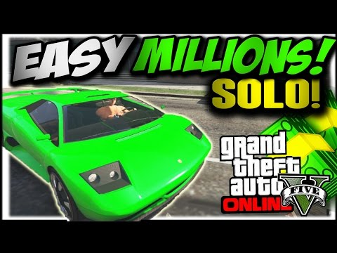 GTA 5 Online : *SOLO* 'Unlimited Money' After Patch 1.3... | Doovi