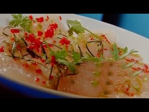 Watch Recipe: Steamed Fish In Thai Lemon Sauce