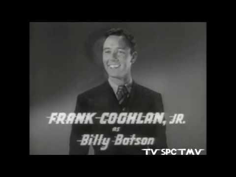 1941 Captain Marvel Serial Intro