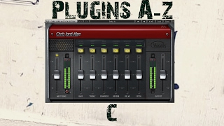 Plugins A to Z 'C' is for  CLA Vocals from Waves