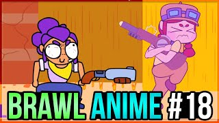 WHY IS JESSIE ALWAYS BOSS IN BIG GAME!? Best Animations in Brawl Stars #18