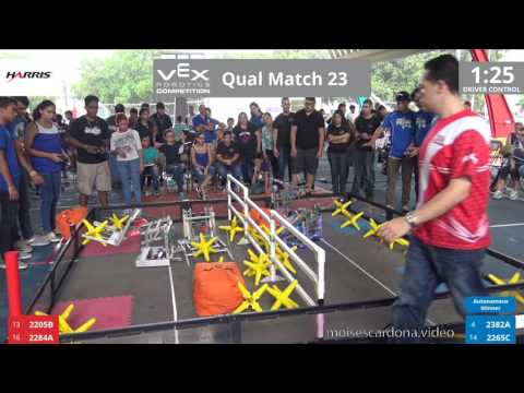 VEX Robotics – Starstruck Season 2016-2017 – Puerto Rico League Play