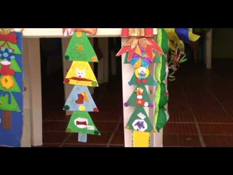 Adultos mayores demostraron su creatividad para las - Talleres manualidades para adultos ...