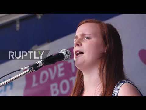 Australia: Over 100 pro-life activists rally against abortion law in Melbourne