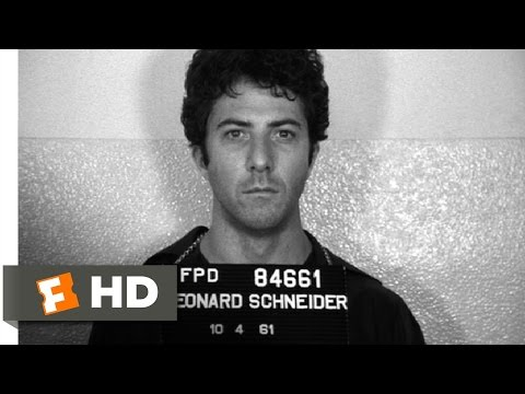 Lenny (7/11) Movie CLIP - Arrested for Obscenity (1974) HD