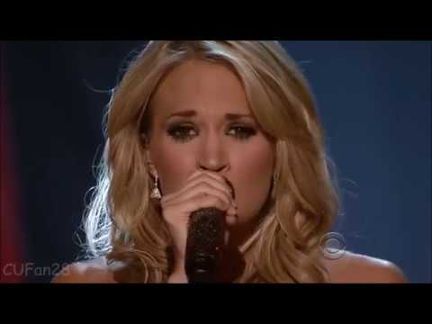 Carrie Underwood ~ I Told You So ~ 2009 ACM Awards