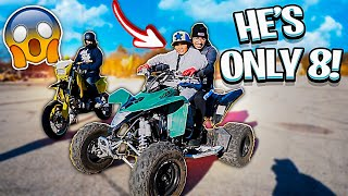 teaching-8-year-old-kid-how-to-ride-a-quad-must-watch-braap-vlogs