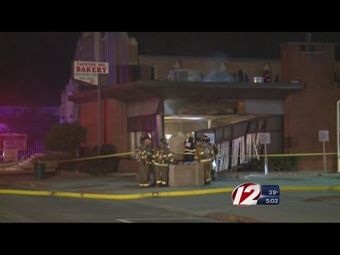 Worker suffers first, second degree burns in bakery explosion